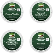 Green Mountain Coffee® Flavored Variety Coffee K-Cup® Packs, 88 Pack