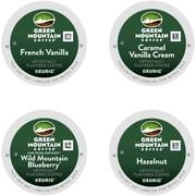 Keurig® K-Cup® Green Mountain Coffee® Flavored Coffee Variety Pack, 88 Count
