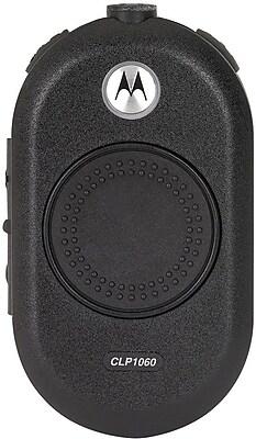 Motorola CLP1060 1 Watt, 6 Channel, Bluetooth UHF business two-way radio