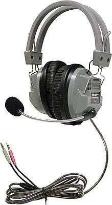 Hamilton Buhl SchoolMate Deluxe Headphone With Boom Microphone