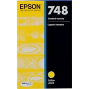 Epson T748 DuraBrite Pro Yellow Ink Cartridge (T748420)