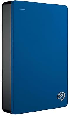Seagate STDR4000901 4TB USB 3.0 Portable Backup Plus External Hard Drive Blue