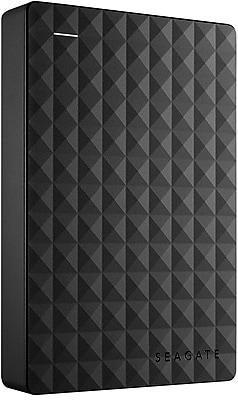 Seagate STEA4000400 4 TB USB 3.0 Portable Expansion External Hard Drive Black
