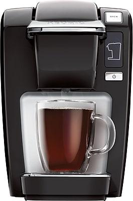 Keurig K15 Coffee Maker, Black
