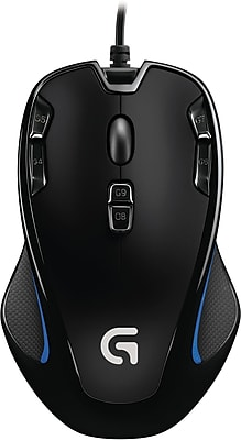 Logitech G300S Optical Wired USB Gaming Mouse (910004360)