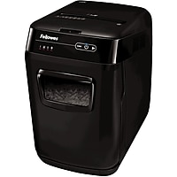 Fellowes Automax 150 Paper / CD/DVD / Credit Card / Paper Clips / Staples Shredder