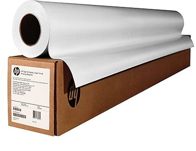 HP Production Satin Poster Paper, 3-in Core 36X300