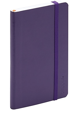 Poppin Purple Small Softcover Notebooks, Set of 25