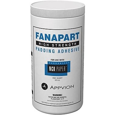 1711105 Quart NCR fanapart Adhesive 1000/CA