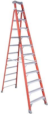 Louisville™ IA Class Series FS1500 Fiberglass Extra-Heavy Duty Step Ladder, 12'