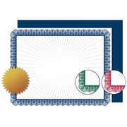 "Great Papers! Variety Value Certificate, Seals, and Covers Kit, 8.5"" x 11"", 90 count (2015094KIT)"