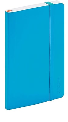 Poppin Pool Blue Small Softcover Notebooks, Set of 25 (104143)