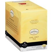 Twinings® Earl Grey Black Tea, Keurig® K-Cup® Pods, 24/Box (TNA85783)
