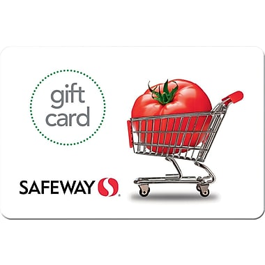 Safeway Gift Card $50 (Email Delivery)