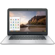 "HP® Chromebook 14 G4 14"" Chromebook, LCD, Intel Celeron N2840, 16GB SSD, 4GB RAM, Chrome OS"
