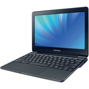 "Samsung Chromebook 3 11.6"" Laptop 320GB Hard Drive Capacity, 2 GB RAM, 16 GB SSD, Google Chrome, Black"