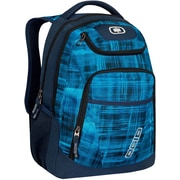 OGIO® Tribune Laptop Backpack, Blue (111078.765)