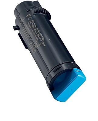 Dell H825/H625/S2825 Series Cyan Toner Cartridge, (STP-WG4T0E)