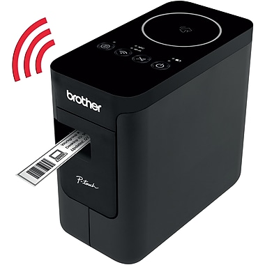 Brother PT-P750W P-Touch Label Maker