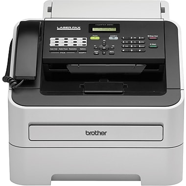 Brother IntelliFAX Laser Plain-Paper Fax Machine (2940)