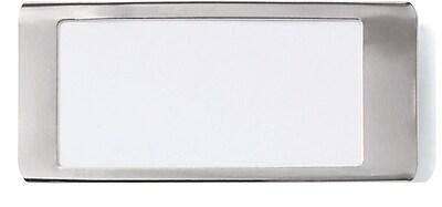 russell + hazel Binder Clips, Silver, 1-1/4