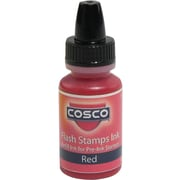 Cosco® Evostamp Plus® Ink Refill for Pre-Inked Stamps, Red