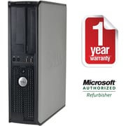 Refurbished Dell 760, 1TB Hard Drive, 4GB Memory, Intel Core 2 Duo, Win 10 Pro
