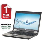 Refurb HP 8440P CORE I5-2.4GHz Processor, 4GB memory, 320GB Hard drive, DVDRW, 14.1 Display, Windows 7 Pro 64bit