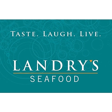 Landry's Seafood House Gift Card $50 (Email Delivery)