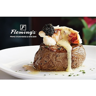 Fleming's Gift Card $25 (Email Delivery)