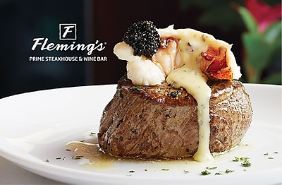Fleming's Gift Card $100 (Email Delivery)