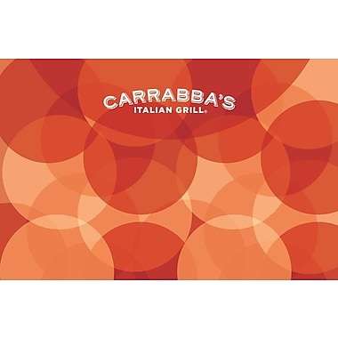 Carrabba's Gift Card $100 (Email Delivery)