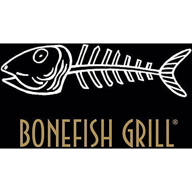 Bonefish Gift Card $25 (Email Delivery)