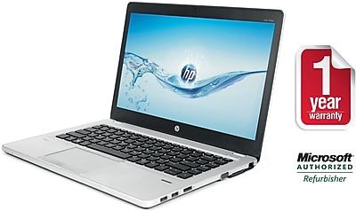 Refurbished HP 14'' Elite book Folio 9470M Core i5 1.9Ghz 4GB RAM 128GB SSD Win 10 Pro