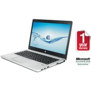 HP 14'' EliteBook 9470M Core i5 1.8Ghz 8GB RAM 128GB SSD Win 7 Pro, Refurbished