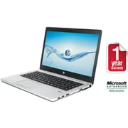 Refurbished HP 14'' Elitebook 9470M Core i5-3427U 1.8Ghz 8GB RAM 256GB SDD Win 10 Pro