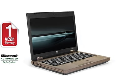 HP 14'' ProBook 6470B Core i5 2.5Ghz 8GB RAM 128GB SDD Win 10 Pro, Refurbished