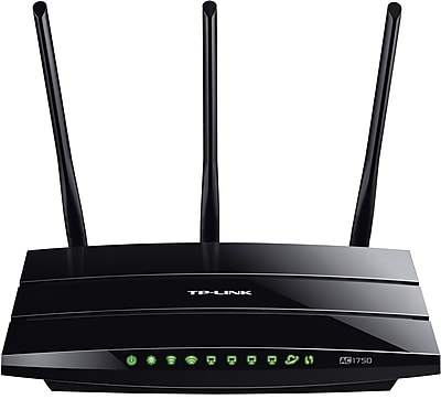 TP-LINK AC1750 Wireless Dual Band Gigabit Router (Archer C7)