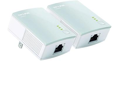 TP-LINK AV500 Nano Powerline Adapter Starter Kit (TL-PA4010KIT)