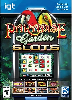 Encore IGT Slots Paradise Garden for Mac (1 User) [Download]