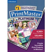 Encore PrintMaster v7 Platinum for Mac (1 User) [Download]