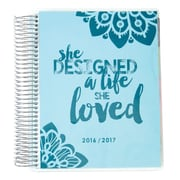 2016-2017 Erin Condren 18 Month Hourly LifePlanner™, Life She Loved (2106849)