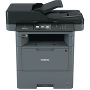 Brother MFCL6800DW Wireless Multifunction Monochrome Laser Printer for Mid-Size Workgroups with High Print Volumes