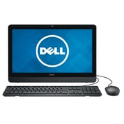 Dell Inspiron 3059 All-in-One Touchscreen PC, Black
