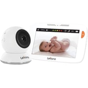 Levana Shiloh 5in. Touchscreen Video Baby Monitor
