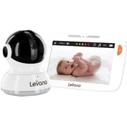 Levana Willow 5in. Touchscreen Pan/Tilt/Zoom Video Baby Monitor