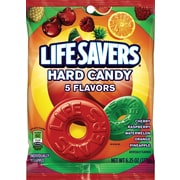 Lifesavers® Five Flavor, 6.25 oz. Bag