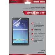 "WriteRight Screen Protector - Samsung Galaxy Tab E 9.6""- Maximum Protection 2/Pk"