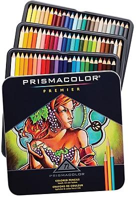 Prismacolor Premier Colored Pencils, 72 Pack