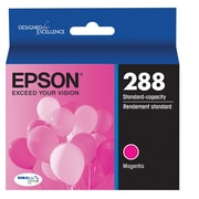 Epson T288 Magenta DuraBrite Ultra Ink Cartridge, (T288320)